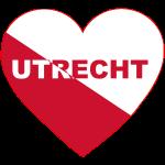 Love Utrecht Hart stad