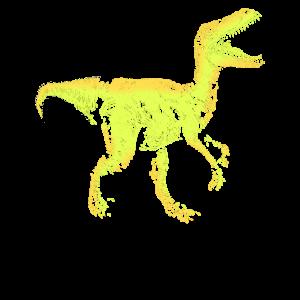 Dinosaurier Dino Urzeit Velociraptor Raptor Tier