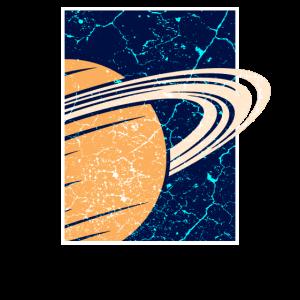 Saturn Planet Sonnensystem Physik Astronomie