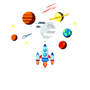 Planet Raumschiff Alien Game Spiel Galaxie