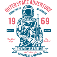 Outerspace Adventure 1969