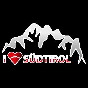 Ich liebe die Südtiroler Alpen