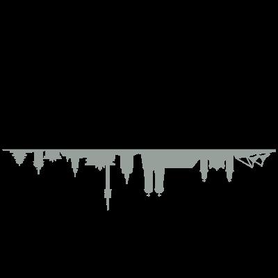 Skyline München Spiegelung - Skyline München Schatten - wahrzeichen,stadt,stadion,skyline,sehenswürdigkeit,panorama,oktoberfest,münchner,münchen,kirche,gebäude,frauenkirche,denkmal,bayern,Silhouette