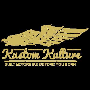 Kustom Kulture - Built Motorbike before you born