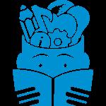 hoofdlezenblauw