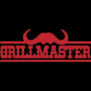 Grillmaster Barbecue Grillshirt