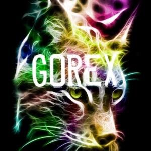 Logo GOREX leopardo