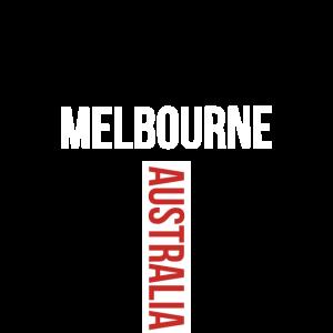 Melbourne Souvenir Geschenk