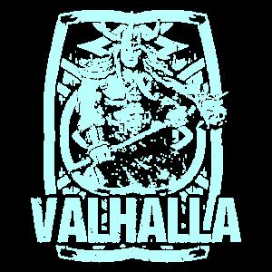 Wikinger Thor Odin Valhalla Skandinavien Schweden