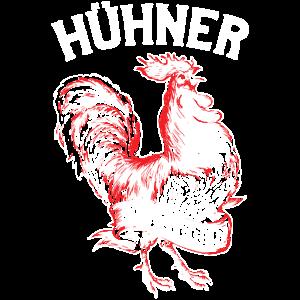 Hühner Flüsterer Hahn Gockel