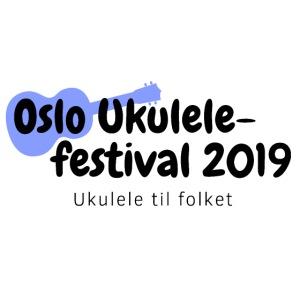 Oslo Ukulelefestival 2019 i svart