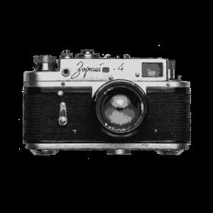 Analoge Russische Fotokamera