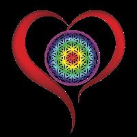 Blume des Lebens spirituell medititation chakra