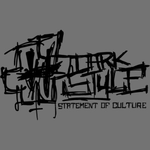 Mørk Style - Statement of Culture (sort)