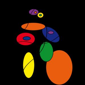 Die verbundenen Kreise