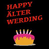 Geburtstag happy älter werding