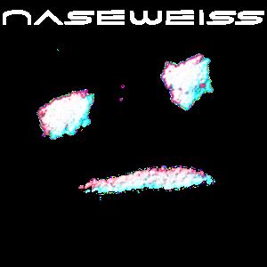 Naseweiss Smile Emoji