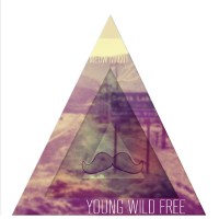 MOUSTACHE+TRIANGLE+YOUNG WILD FREE+HIPSTER+EYE