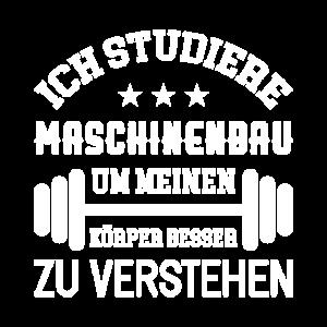 Maschinenbau Student