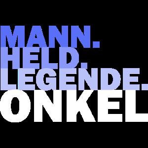 Mann Held Legende Onkel Familie Bruder Geburt Idee