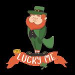 """Ich bin ein Glückspilz - Kobold """"Lucky me"""""""