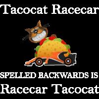 Tacocat Racecar