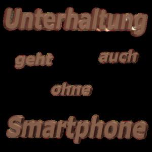 Unterhaltung Smartphone
