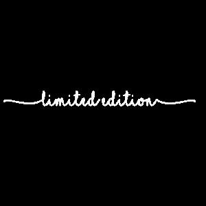 Limited Edition Weiß