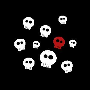 individuell Totenkopf