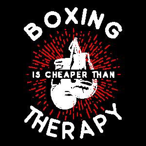 Boxhandschuhe Therapie