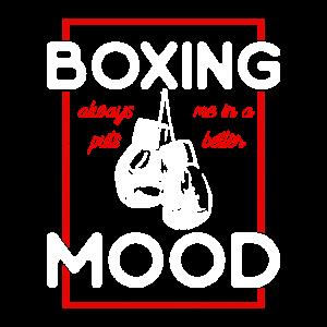 Sport boxen motivation