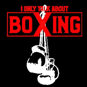 Boxhandschuhe Boxen Spruch