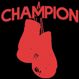 boxhandschuhe sport sieger