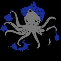 Oktoputze