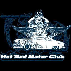 Hot Rod Motor Club Garage American Steel
