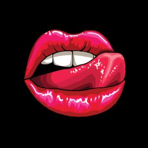 Lick the Lips bunt