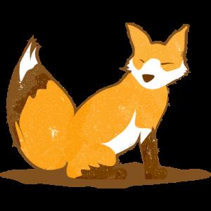 Fuchs Wald Wildnis Jagd Wald fox vulpes Geschenk