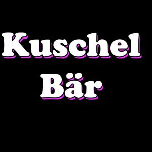 Kuschel Baer knuddeln lieben