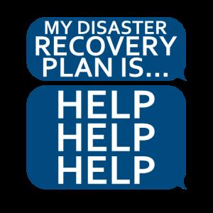 Mein Plan für die Notfallwiederherstellung ist HELP Project Manager