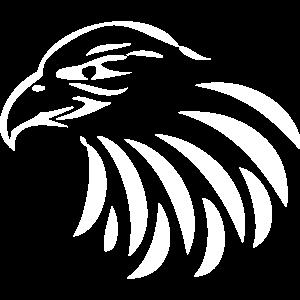 Kopf vom Adler - Design