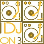 I DJ - on 3 Turntables