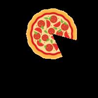 Ich habe noch nie eine Pizza wie Sie getroffen