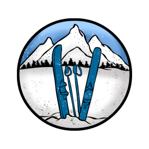 Wintersport Berge Geschenk