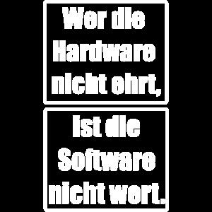Hardware Software Ehrenmann