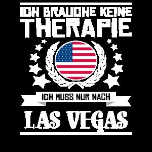 Keine Therapie Ich Muss Nur Nach Las Vegas