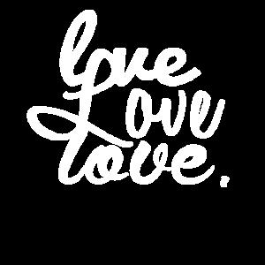 love love love white