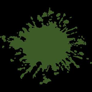 farbklecks Klecks Farbspritzer Farbe Geschenk grün