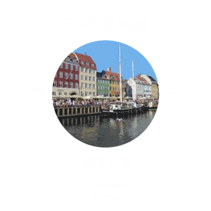 Kopenhagen Nyhavn Dänemark Ostsee Hovedstaden EU