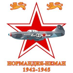 Yak-3 Normandie-Niémen