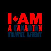 Ich bin ein kanadisches Reisebüro